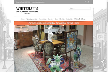 Whitehalls Auction